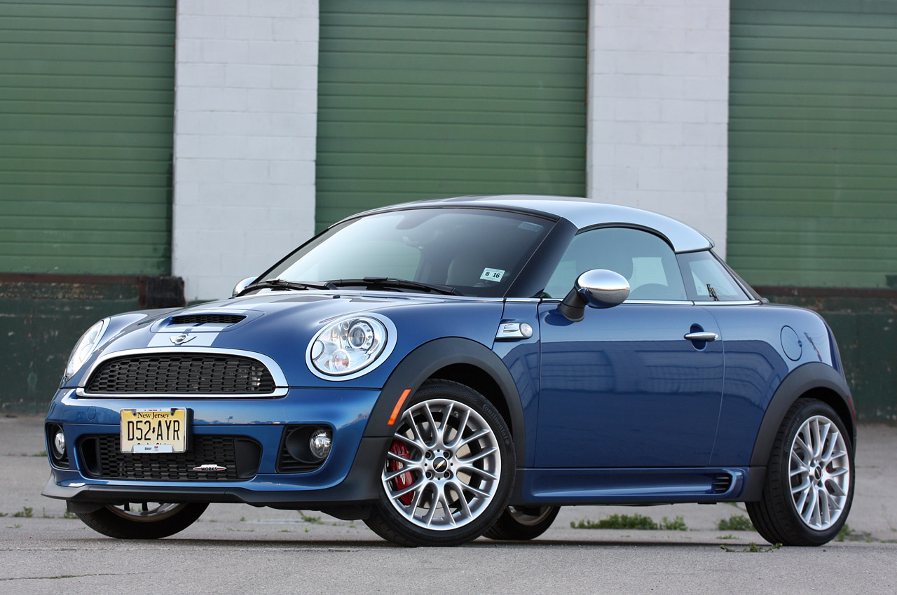 Mini John Cooper Works 1.6 2012 photo - 8