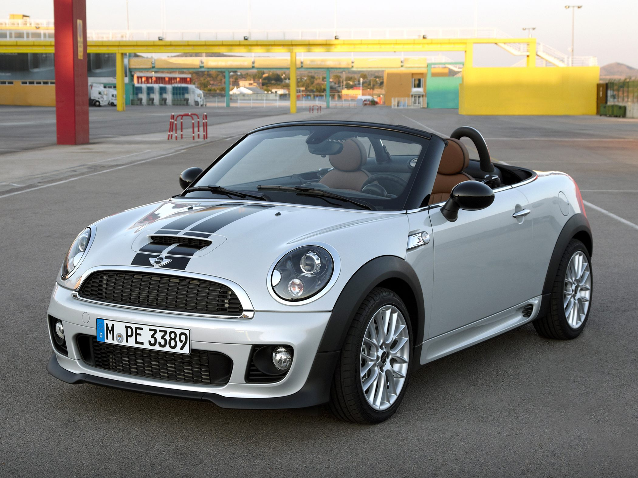 Mini John Cooper Works 1.6 2012 photo - 9