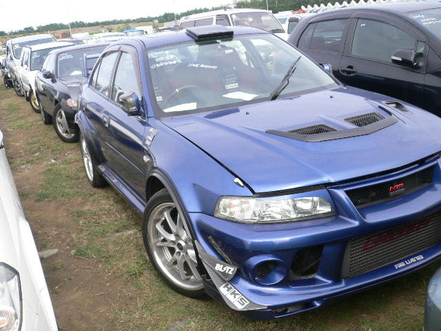 Mitsubishi Lancer Evolution 2.0 2000 photo - 1
