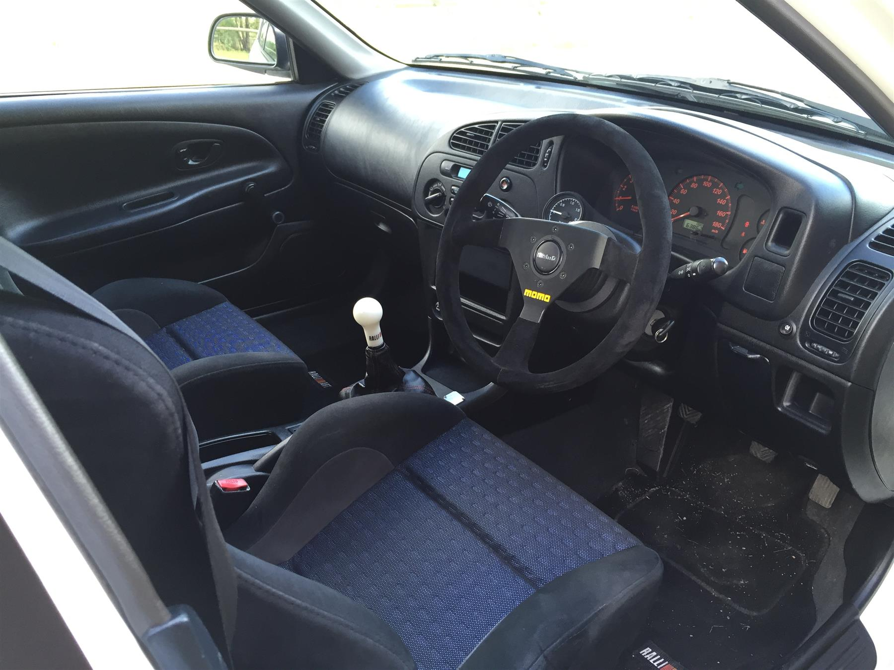 Mitsubishi Lancer Evolution 2.0 2000 photo - 11