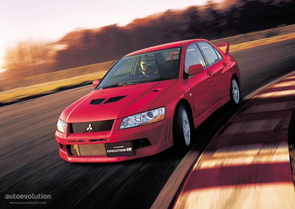 Mitsubishi Lancer Evolution 2.0 2000 photo - 2