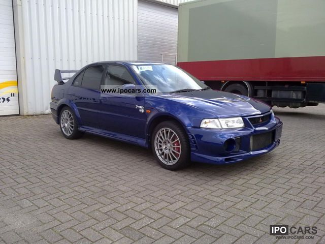 Mitsubishi Lancer Evolution 2.0 2000 photo - 5