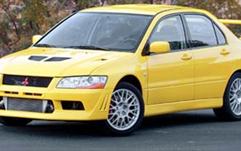 Mitsubishi Lancer Evolution 2.0 2002 photo - 10
