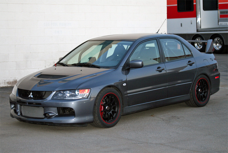 Mitsubishi Lancer Evolution 2.0 2006 photo - 1