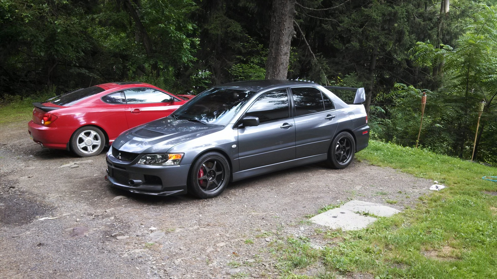 Mitsubishi Lancer Evolution 2.0 2006 photo - 12