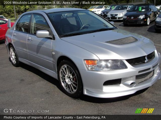 Mitsubishi Lancer Evolution 2.0 2006 photo - 6