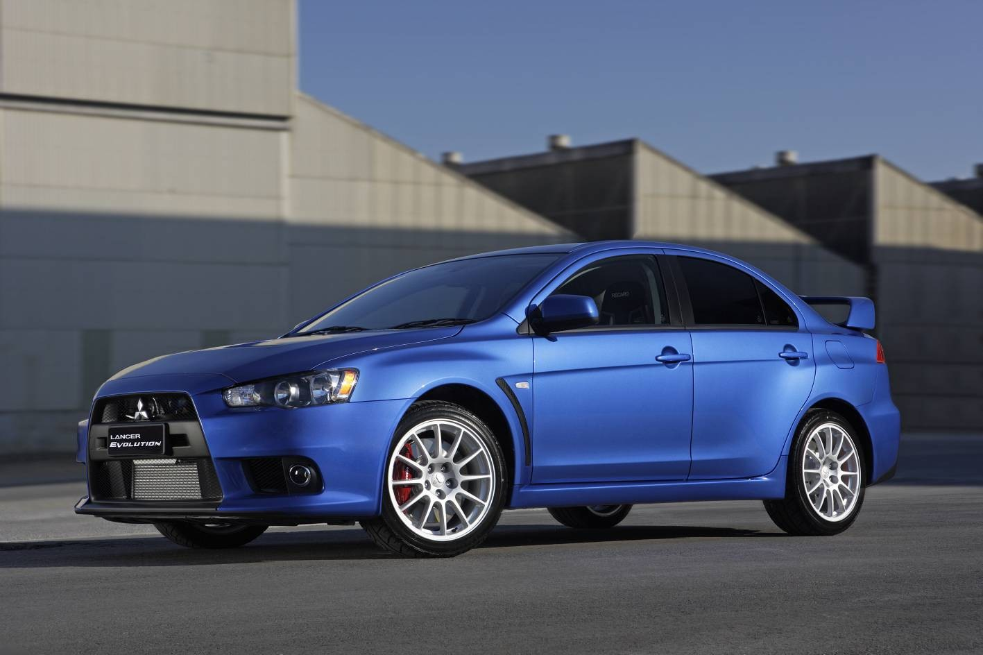Mitsubishi Lancer Evolution 2.0 2009 photo - 1