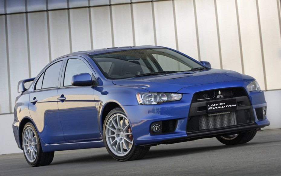 Mitsubishi Lancer Evolution 2.0 2009 photo - 12