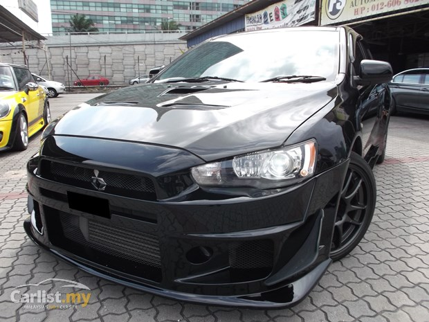 Mitsubishi Lancer Evolution 2.0 2009 photo - 4