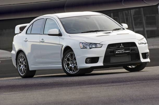 Mitsubishi Lancer Evolution 2.0 2009 photo - 7
