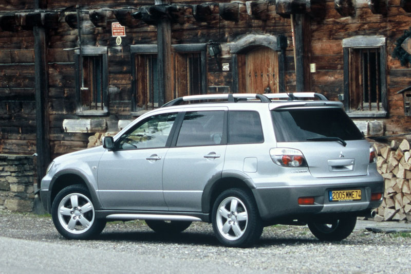Mitsubishi Outlander 2.0 2006 photo - 10