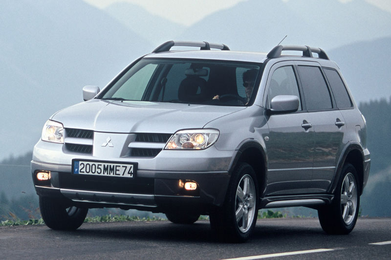 Mitsubishi Outlander 2.0 2006 photo - 5