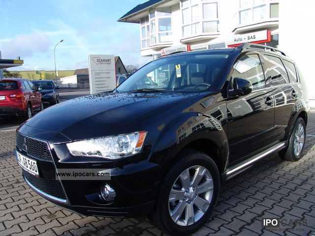 Mitsubishi Outlander 2.0 2012 photo - 2