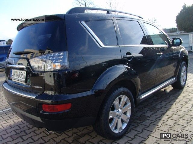 Mitsubishi Outlander 2.0 2012 photo - 3