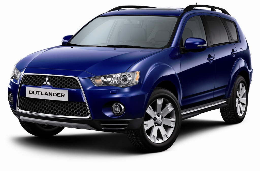 Mitsubishi Outlander 2.2 2011 photo - 6