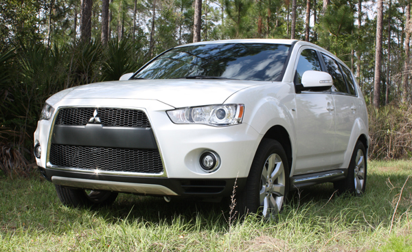 Mitsubishi Outlander 3.0 2011 photo - 4