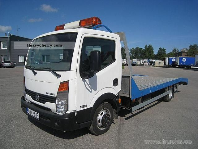 Nissan Cabstar 2.2 1996 photo - 1