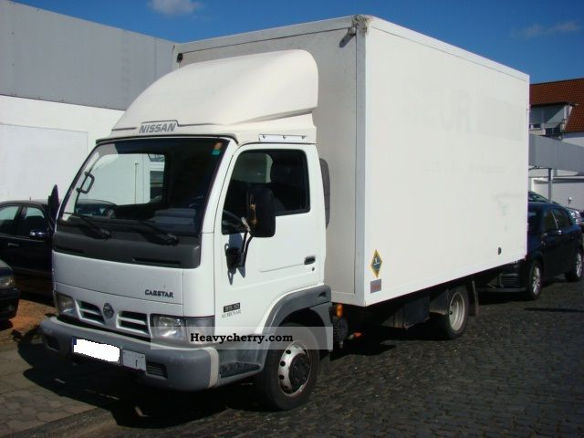 Nissan Cabstar 2.7 2007 photo - 5
