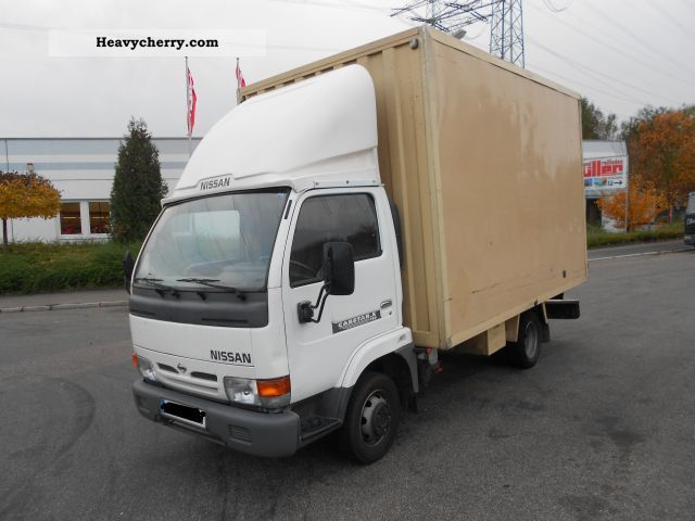 Nissan Cabstar 2.7 2007 photo - 7