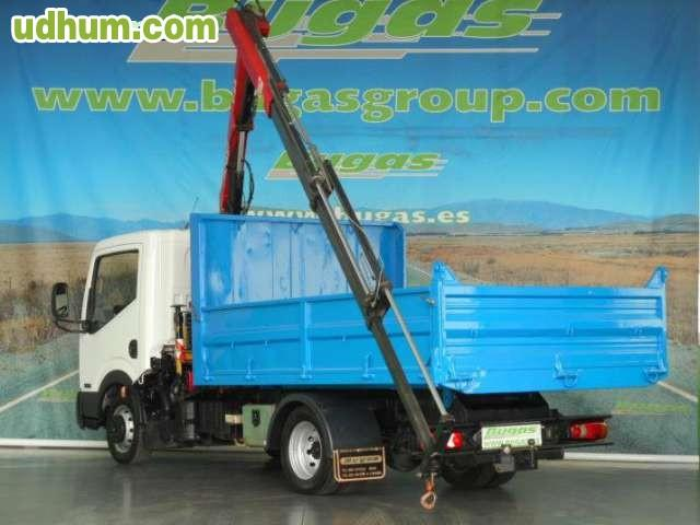 Nissan Cabstar 4.7 2008 photo - 3