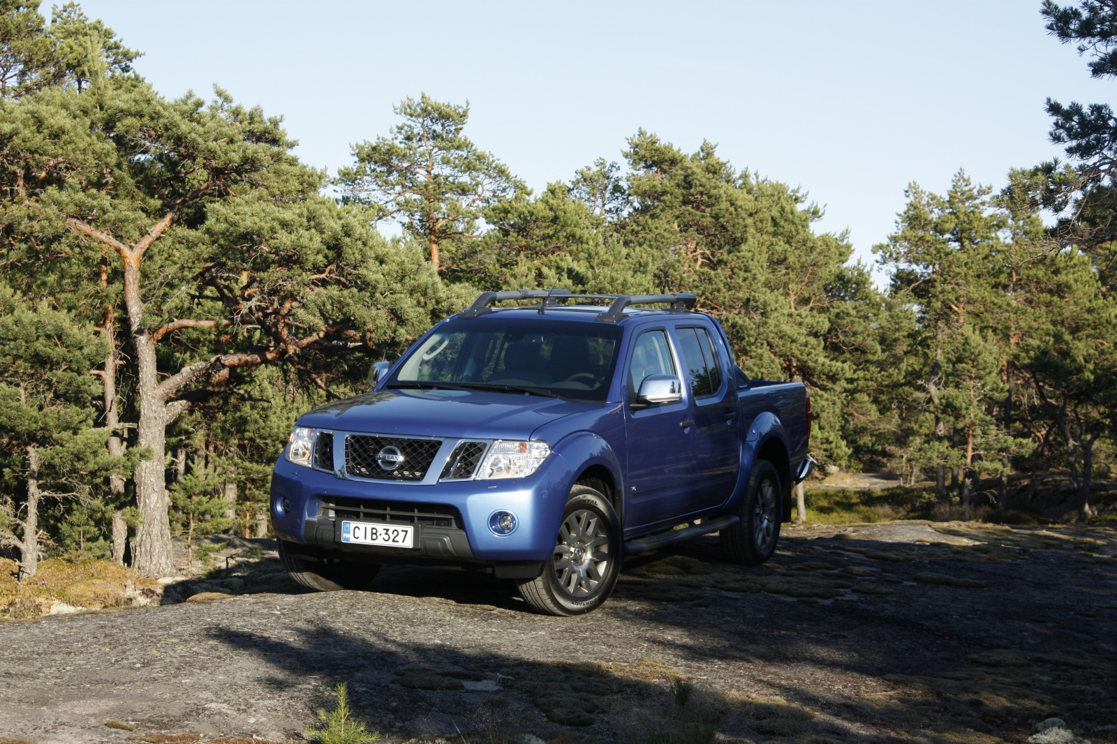 Nissan Navara 3.0 2011 photo - 12