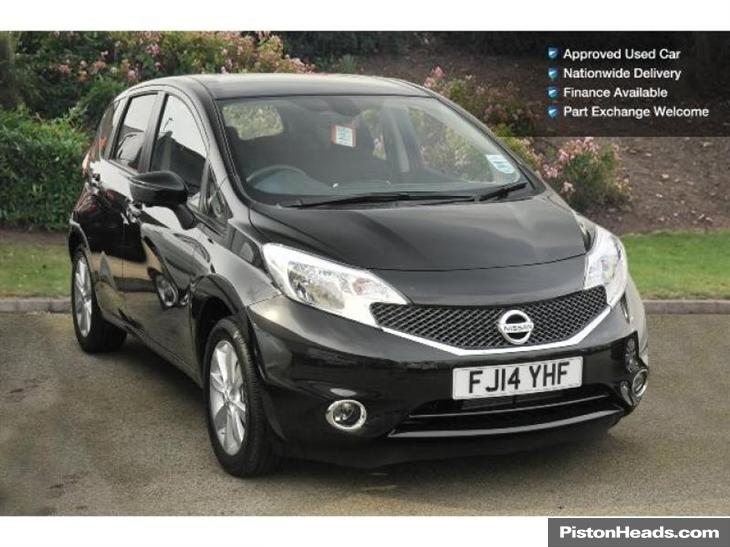Nissan Note 1.2 2014 photo - 1