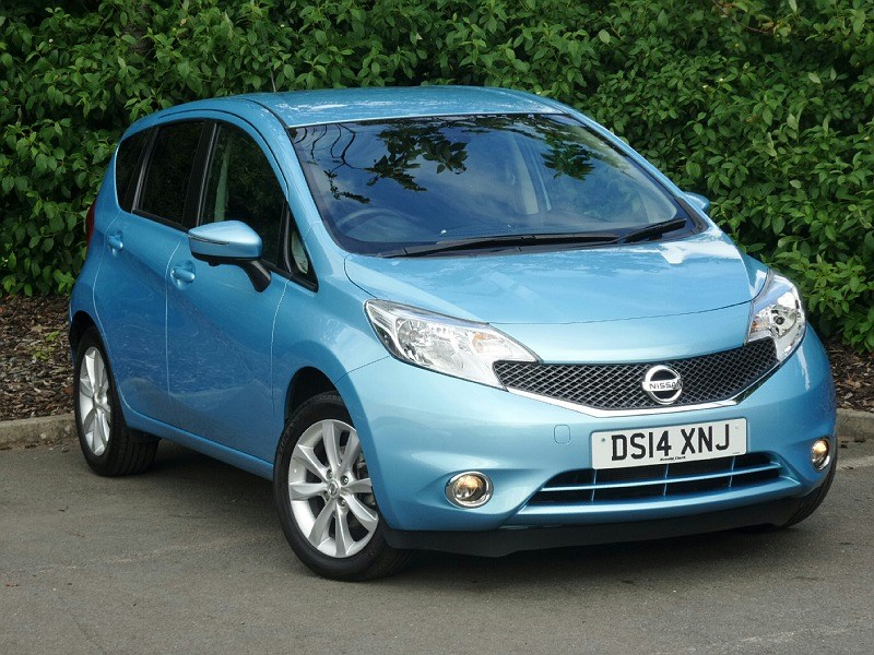 Nissan Note 1.2 2014 photo - 11