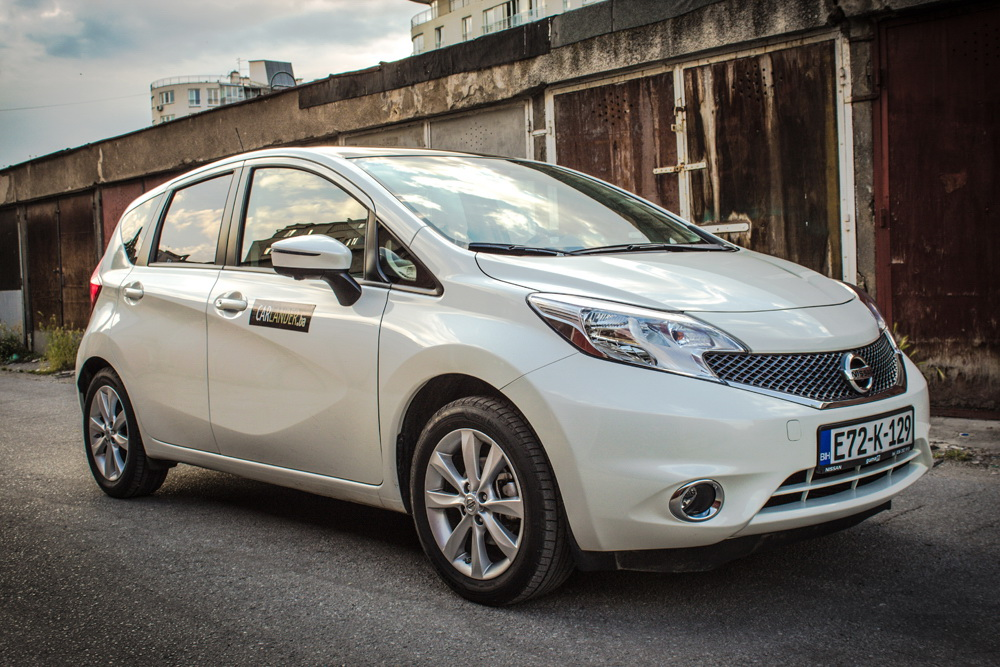 Nissan Note 1.2 2014 photo - 6