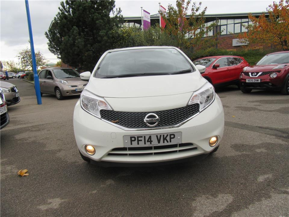 Nissan Note 1.2 2014 photo - 9