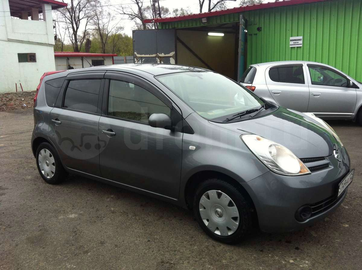 Nissan Note 1.5 2005 photo - 4