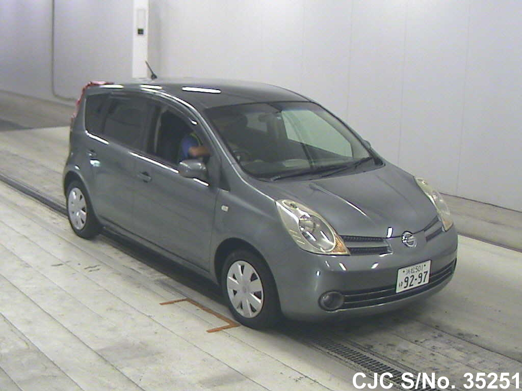 Nissan Note 1.5 2005 photo - 5