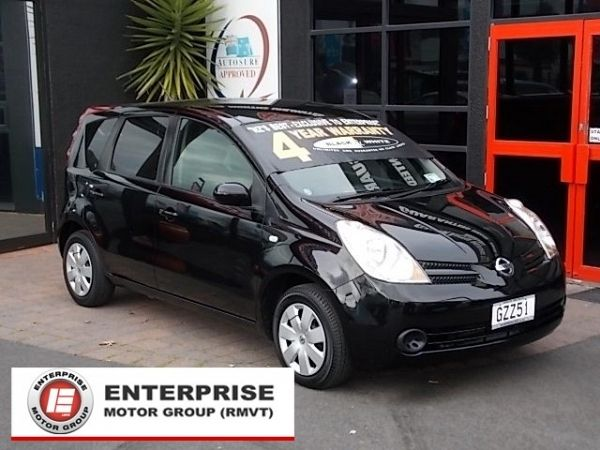 Nissan Note 1.5 2005 photo - 8