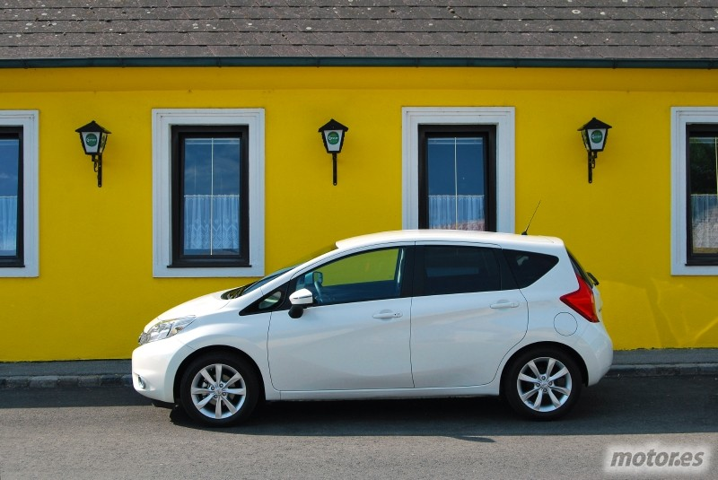 Nissan Note 1.5 2014 photo - 2