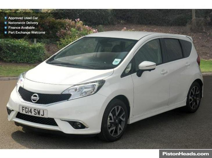 Nissan Note 1.5 2014 photo - 3