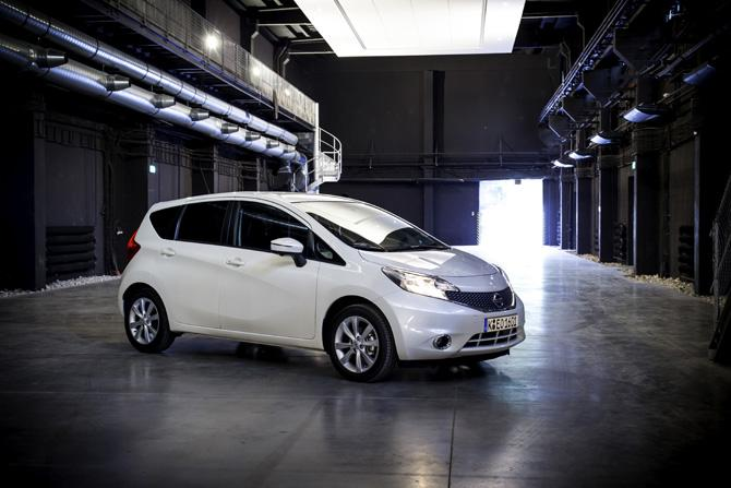 Nissan Note 1.5 2014 photo - 9
