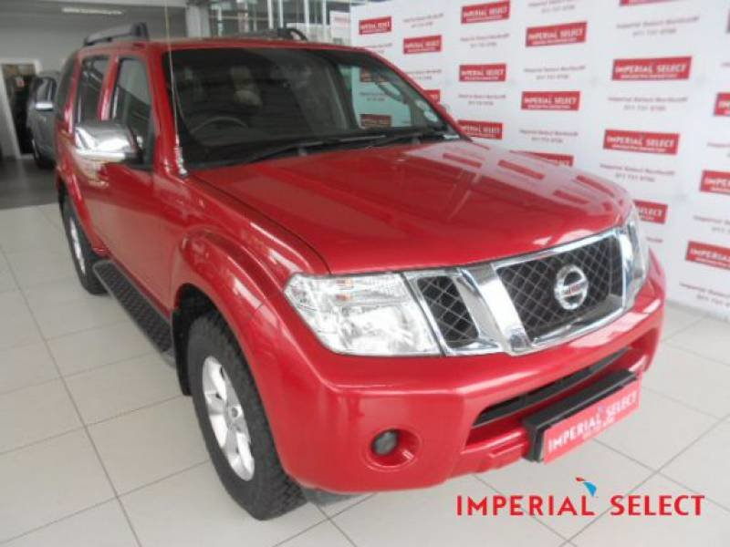 Nissan Pathfinder 2.5 2013 photo - 3