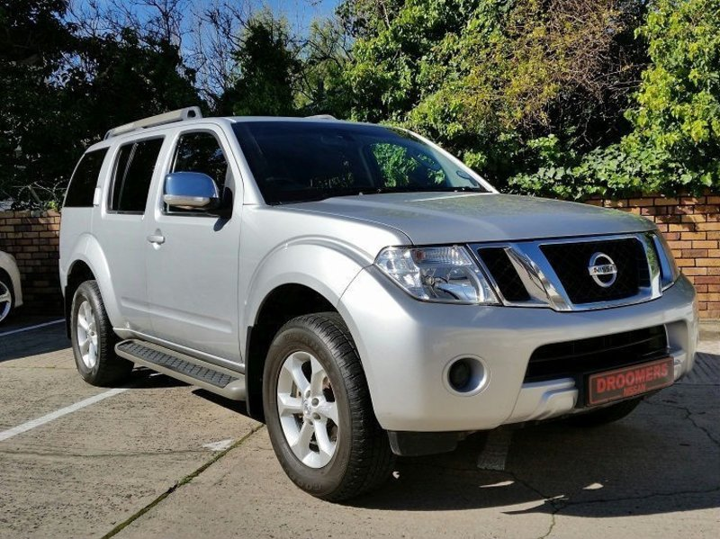 Nissan Pathfinder 2.5 2013 photo - 5
