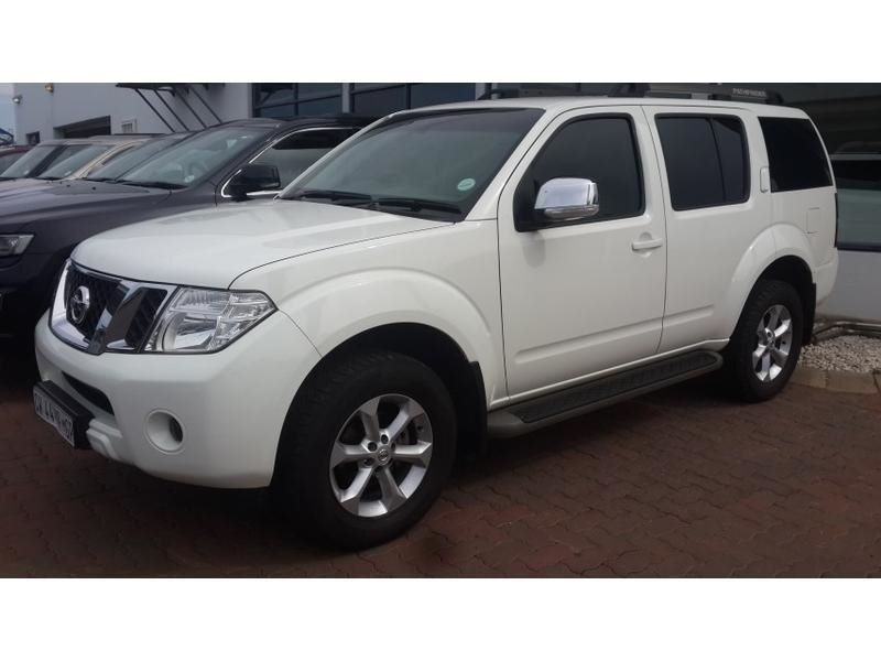 Nissan Pathfinder 2.5 2013 photo - 8