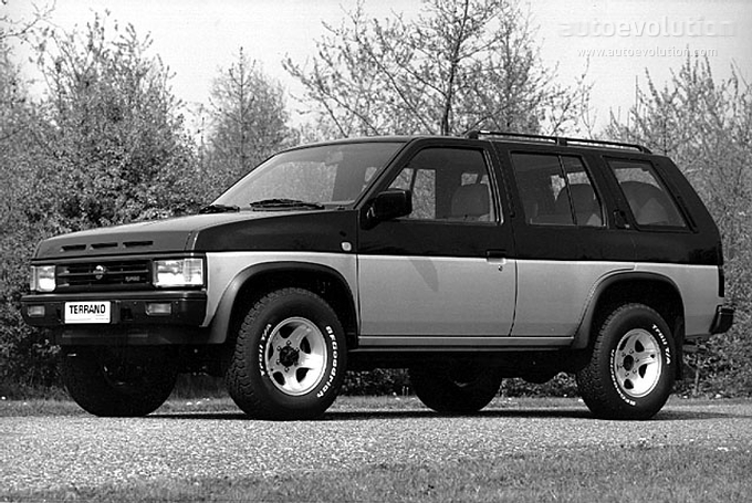 Nissan Pathfinder 2.7 1990 photo - 2