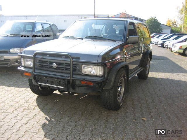 Nissan Pathfinder 2.7 1990 photo - 5