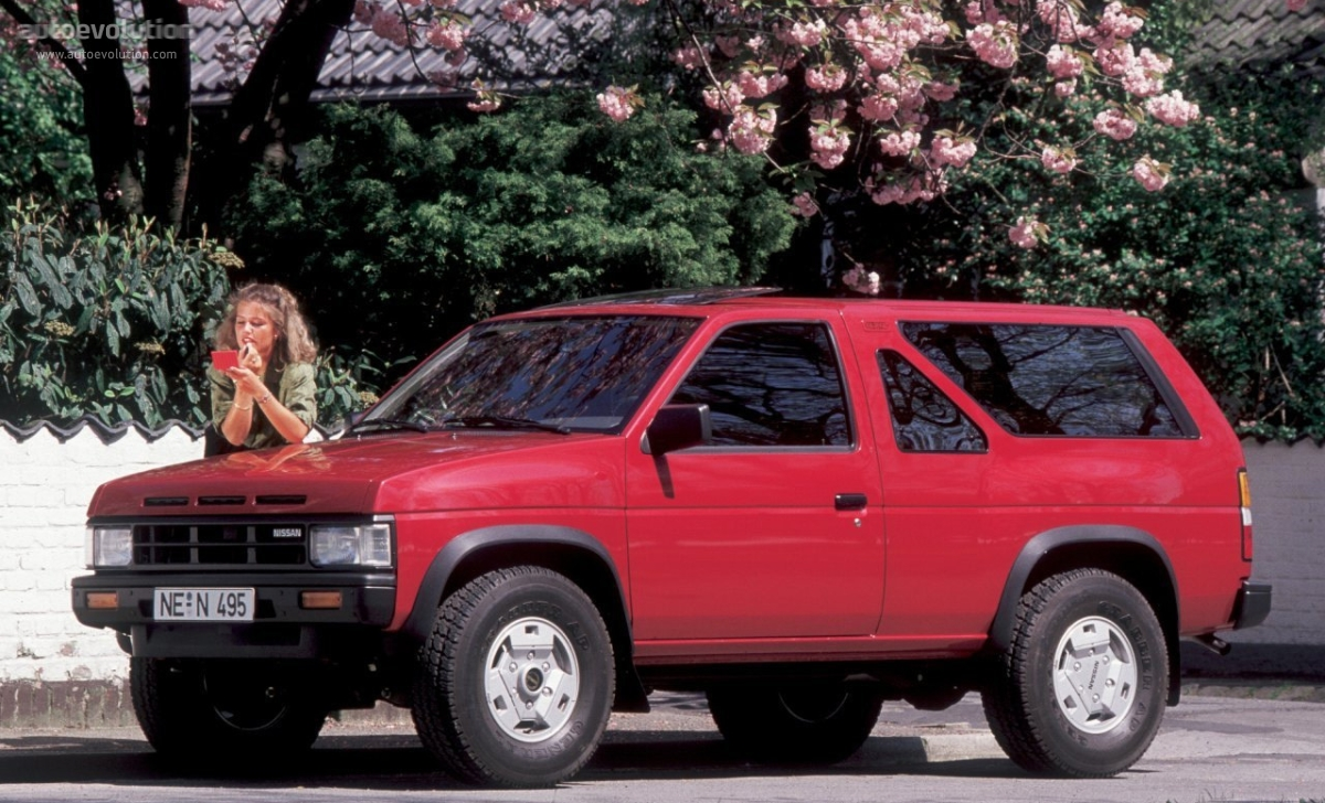 Nissan Pathfinder 2.7 1990 photo - 8