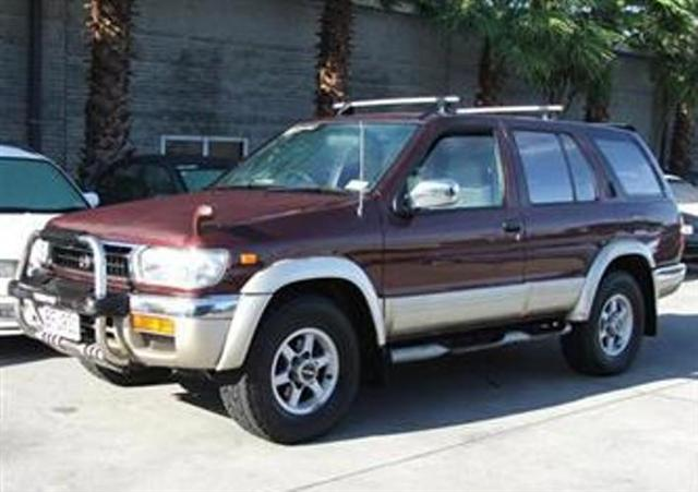 Nissan Pathfinder 2.7 1997 photo - 10