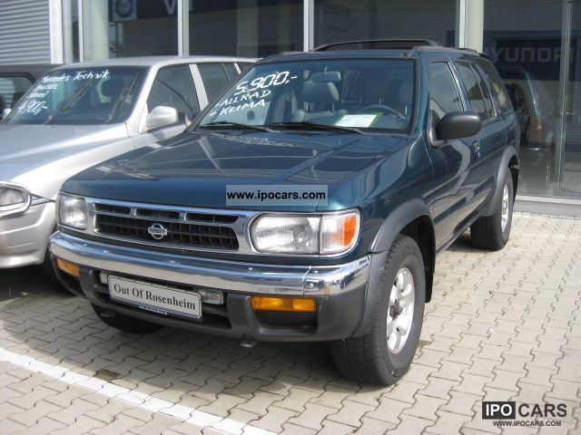 Nissan Pathfinder 2.7 1997 photo - 2