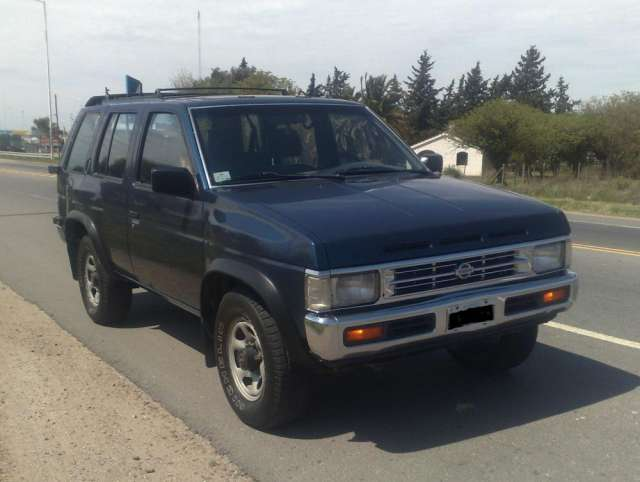 Nissan Pathfinder 2.7 1997 photo - 8