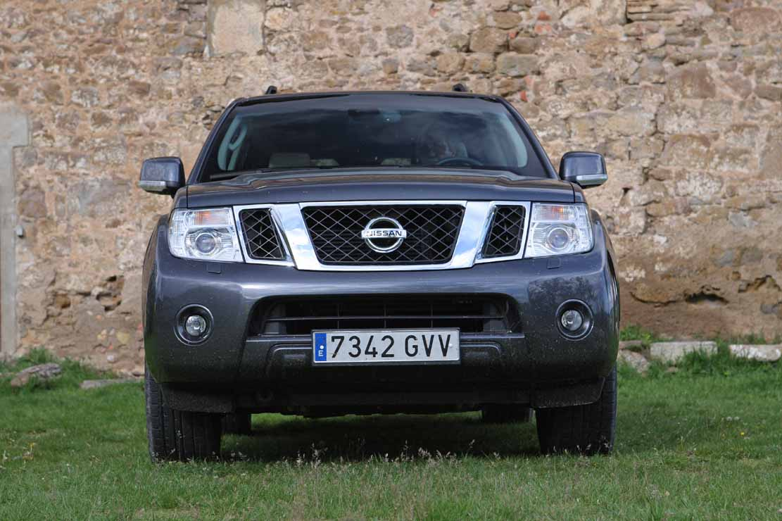 Nissan Pathfinder 3.0 2014 photo - 5