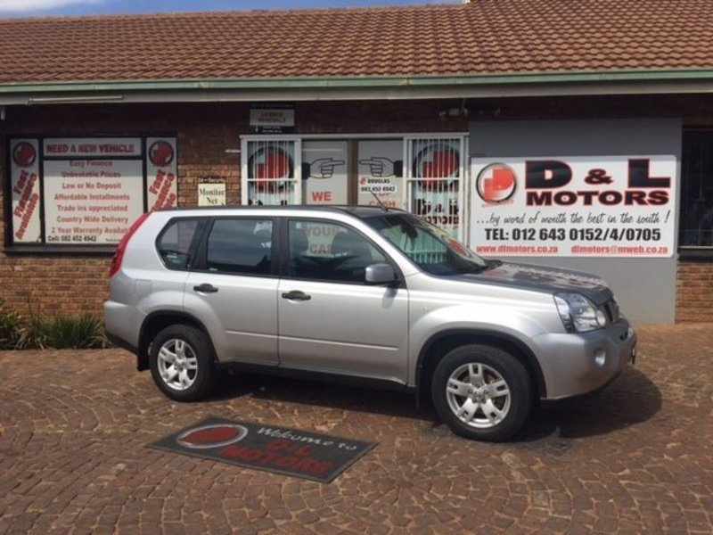 Nissan X-Trail 2.0 2010 photo - 5