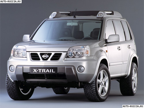 Nissan X-Trail 2.2 2007 photo - 11