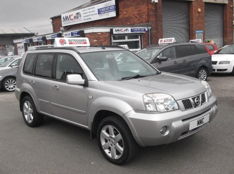 Nissan X-Trail 2.2 2007 photo - 2