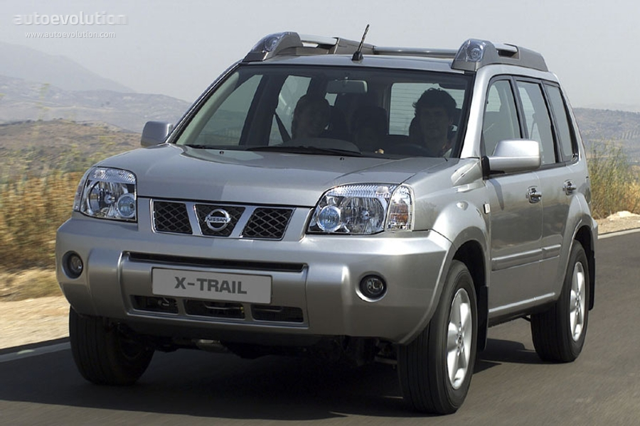 Nissan X-Trail 2.2 2007 photo - 3