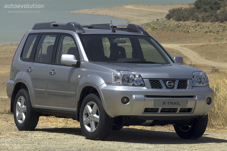 Nissan X-Trail 2.2 2007 photo - 6